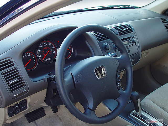 Used Honda Crosstour >> Image: 2003 Honda Civic 2-door Coupe EX Auto Dashboard, size: 640 x 480, type: gif, posted on ...