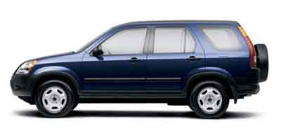2003 honda cr v review ratings specs prices and photos. Black Bedroom Furniture Sets. Home Design Ideas