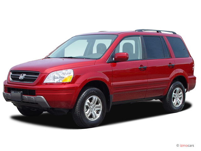 Nice 2003 Honda Pilot Review, Ratings, Specs, Prices, And Photos   The Car  Connection