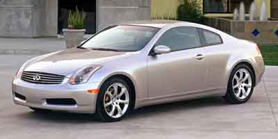 2003 Infiniti G35 Coupe Review