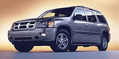 2003 isuzu ascender review ratings specs prices and. Black Bedroom Furniture Sets. Home Design Ideas