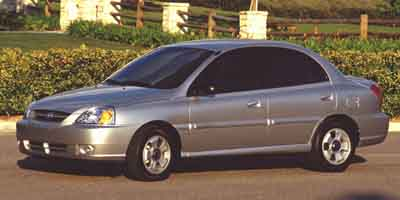 2003 Kia Rio Review Ratings Specs Prices And Photos The Car Connection