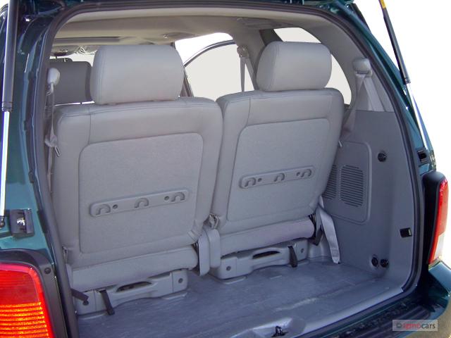 Image 2003 Kia Sedona 4 Door Auto Ex Trunk Size 640 X