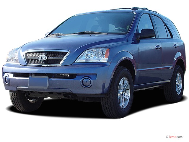 2003 kia sorento review ratings specs prices and. Black Bedroom Furniture Sets. Home Design Ideas