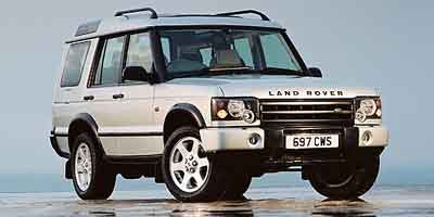 2003 Land Rover Discovery Review, Ratings, Specs, Prices, and Photos