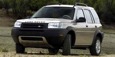 2003 Land Rover Freelander Review, Ratings, Specs, Prices, and ...