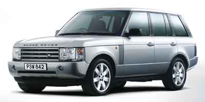 2003 land rover range rover review ratings specs prices and photos the car connection. Black Bedroom Furniture Sets. Home Design Ideas