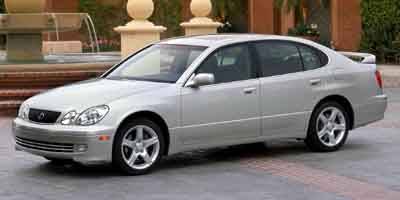 2003 Lexus GS 430 Review, Ratings, Specs, Prices, and Photos - The