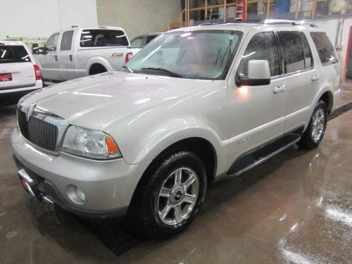 2003 Lincoln Aviator used car
