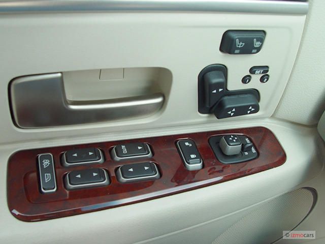 Image  2003 Lincoln Town Car 4