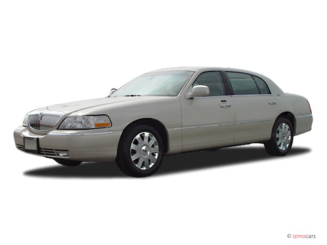 2003 lincoln town car review ratings specs prices and photos the car connection. Black Bedroom Furniture Sets. Home Design Ideas