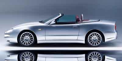2003 maserati coupe