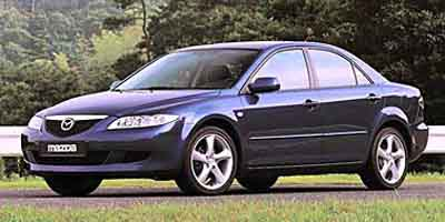 2003 Mazda MAZDA6 Review, Ratings, Specs, Prices, and Photos - The