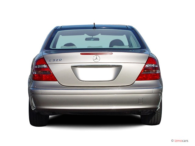 Image 2003 mercedes benz e class 4 door sedan 3 2l rear for Replacement window rankings