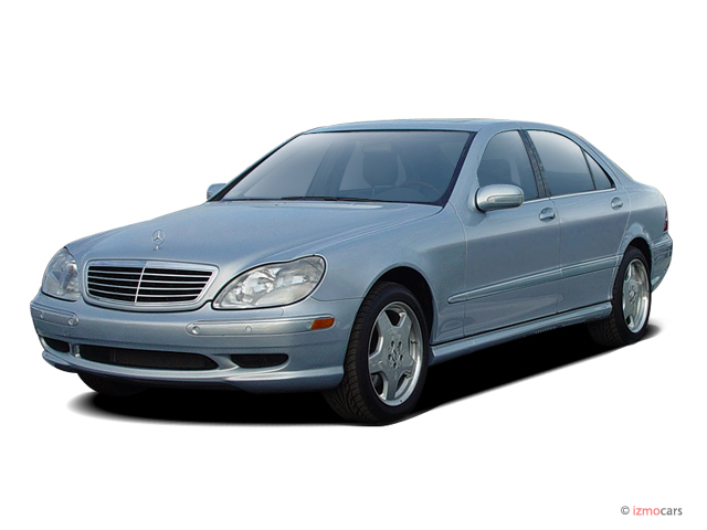 Image 2003 mercedes benz s class 4 door sedan 4 3l for Mercedes benz e class 2003 price