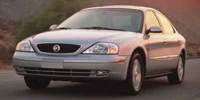 2003 mercury sable review ratings specs prices and photos the rh thecarconnection com 2003 Ford Taurus Shop Manual 2003 Mercury Sable Belt Diagram