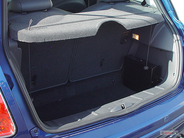 Mini Cooper Convertible Used >> Image: 2003 MINI Cooper Hardtop 2-door Coupe Trunk, size: 640 x 480, type: gif, posted on ...