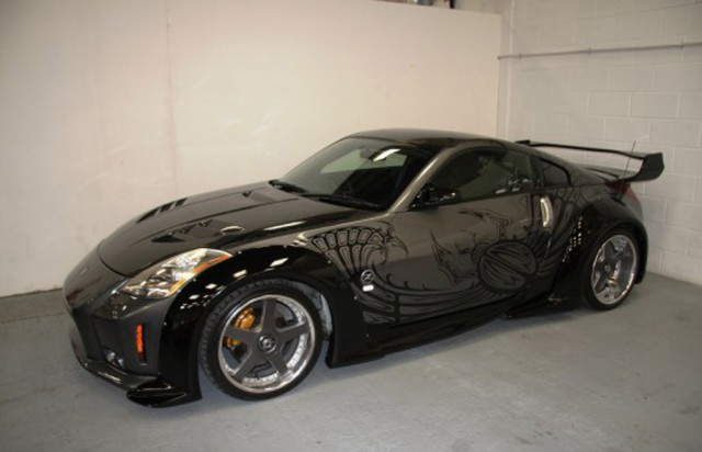 The Fast And Furious Tokyo Drift Nissan 350z Can Be Yours For 234k