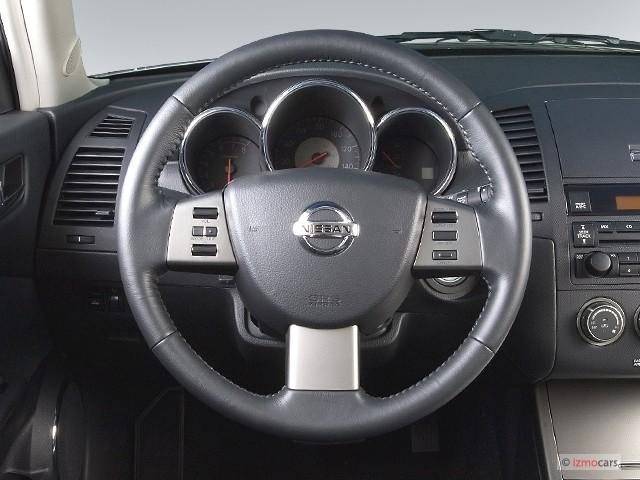 image 2006 nissan altima 4 door sedan 2 5 s auto steering wheel size 640 x 480 type gif. Black Bedroom Furniture Sets. Home Design Ideas
