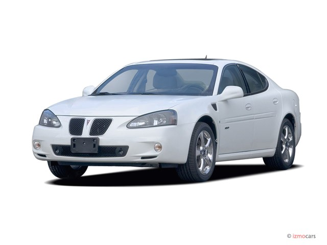 2007 Pontiac Grand Prix Review Ratings Specs Prices