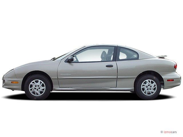 Image 2003 Pontiac Sunfire 2 Door Coupe Side Exterior