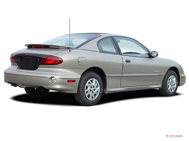 image  pontiac sunfire  door coupe angular rear exterior view size    type gif