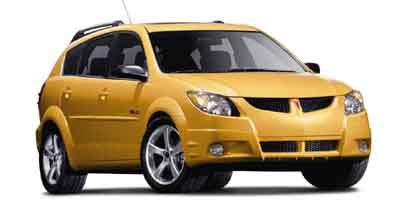2003 Pontiac Vibe Review Ratings Specs Prices And Photos The Car Connection