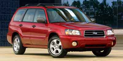 2003 forester review