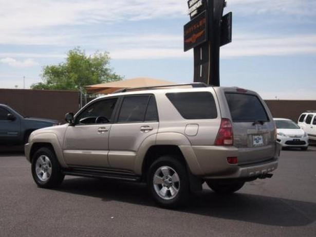 2003 Toyota 4Runner used car