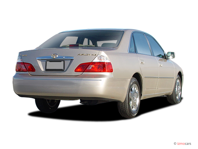 Image 2003 toyota avalon 4 door sedan xls w bucket seats - 2000 toyota solara interior door handle ...