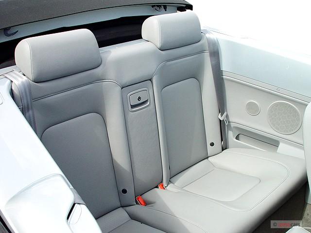 Image: 2003 Volkswagen New Beetle Convertible 2-door ...