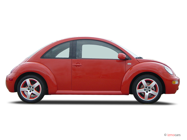 image  volkswagen  beetle coupe  door coupe gls turbo manual side exterior view size