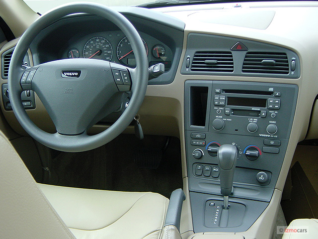 4 Door Coupe Vs Sedan >> Image: 2003 Volvo S60 4-door Sedan 2.4L Turbo Dashboard, size: 640 x 480, type: gif, posted on ...