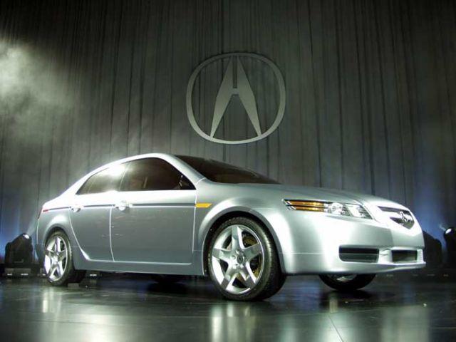 2003 Acura TL concept