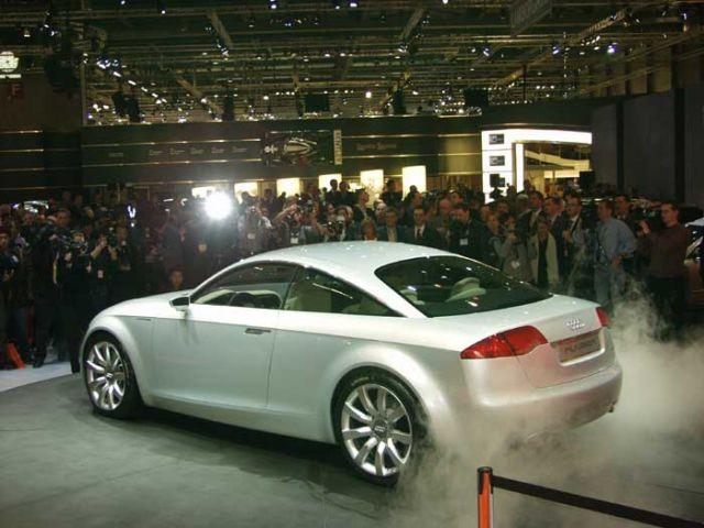 2003 Audi Nuvolari concept