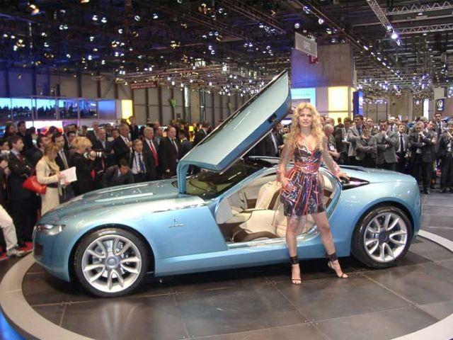 2003 Bertone Birusa concept