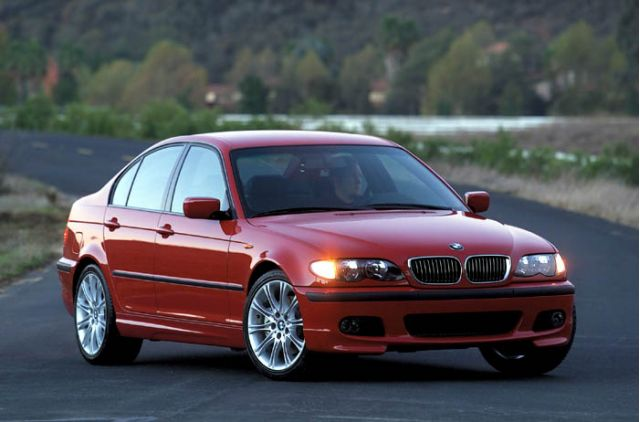 2003 BMW 330i Performanc Package