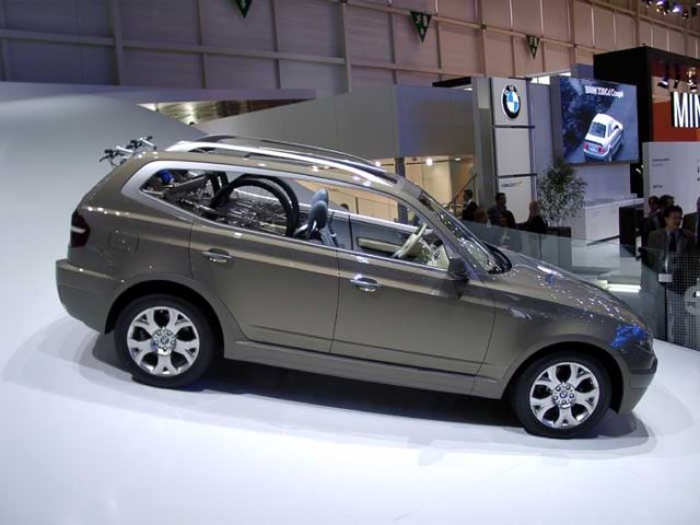 2003 BMW xActivity Vehicle concept