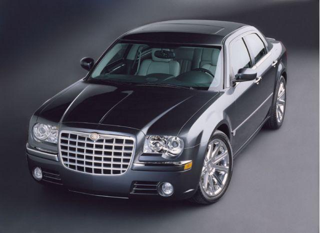2003 Chrysler 300C concept