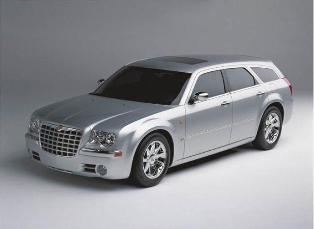 2003 Chrysler 300C Touring concept