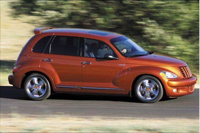 2003 Chrysler PT Cruiser Dream Cruiser Series 2