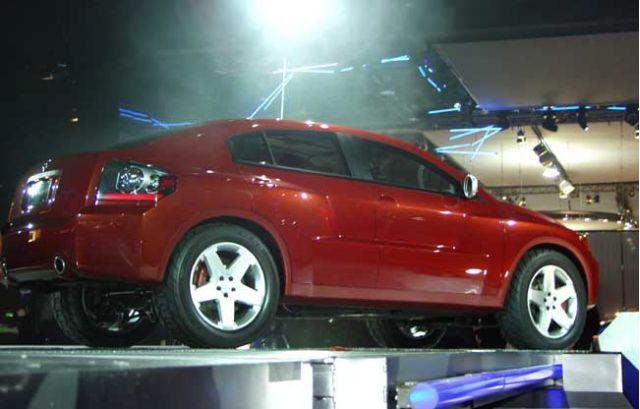 2003 Dodge Avenger concept
