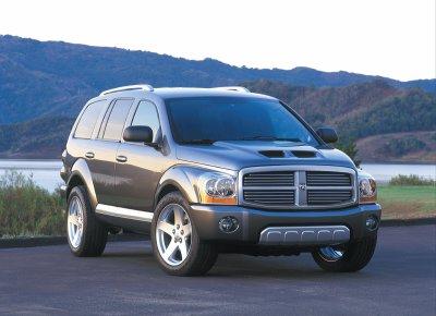 2003 Dodge Durango concept