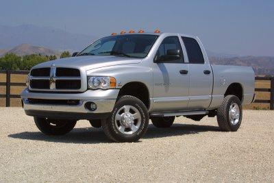2002 ram 2500 diesel specs