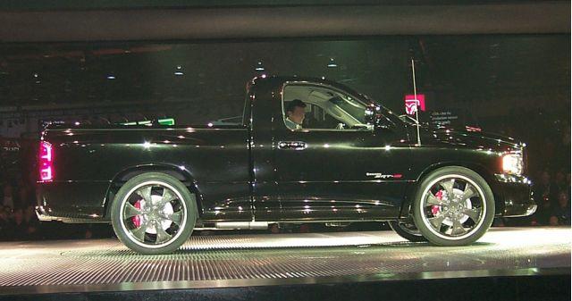 2003 Dodge Ram SRT-10