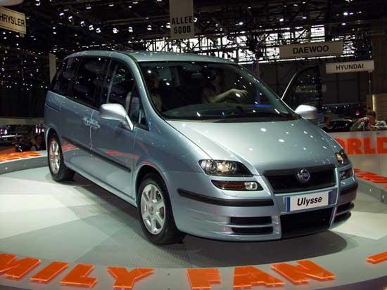 2003 Fiat Ulysse