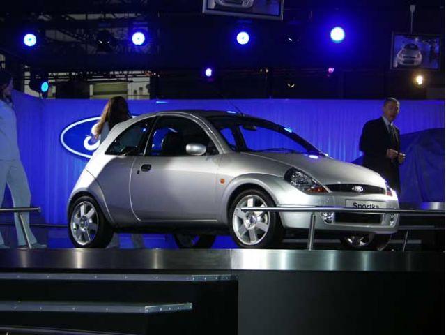 2003 Ford Sportka