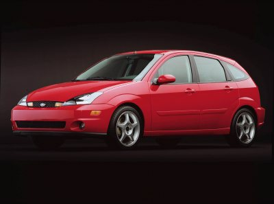 2003 Ford SVT Focus five-door