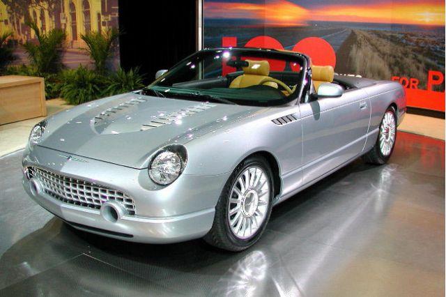 2003 Ford Thunderbird SC concept