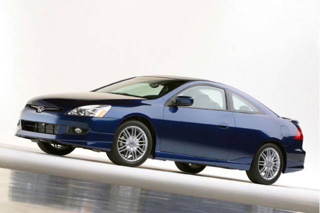 2003 Honda Accord Coupe Factory Package